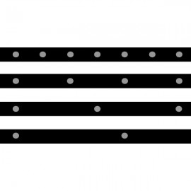 Retro-Reflective Tape .20 Dot Diameter