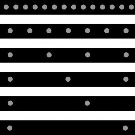 Retro-Reflective Tape .25 Dot Diameter