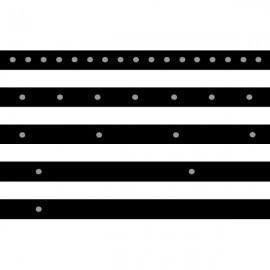 Retro-Reflective Tape .12 Dot Diameter