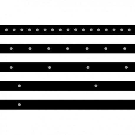 Retro-Reflective Tape .12 Dot Diameter